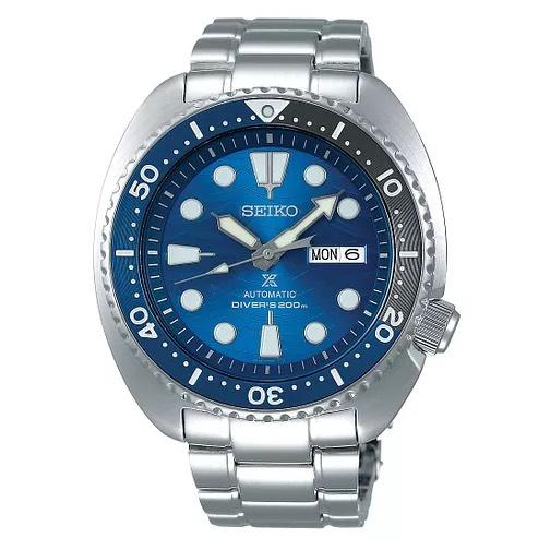 Seiko Prospex Blue Dial Automatic Diver's Watch - £255 @ Ernest Jones