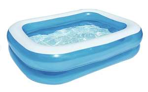 Chad Valley 7ft Rectangular Kids Paddling Pool - 400L £18.00 with Free Click and collect From Argos