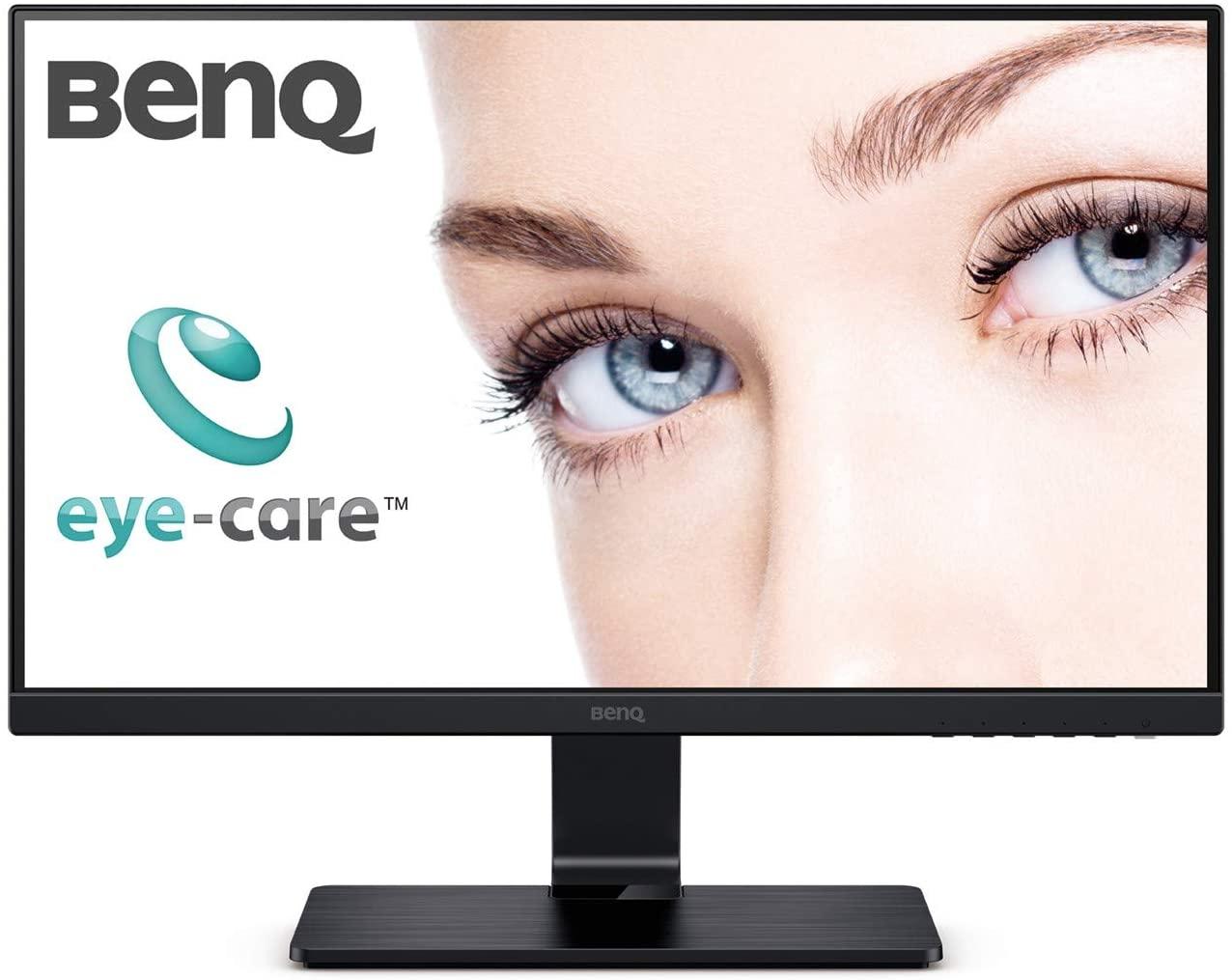BenQ GW2475H 24-Inch FHD Eye-Care IPS LED Monitor, HDMI, Slim Bezel ,black - £88.98 @ Amazon