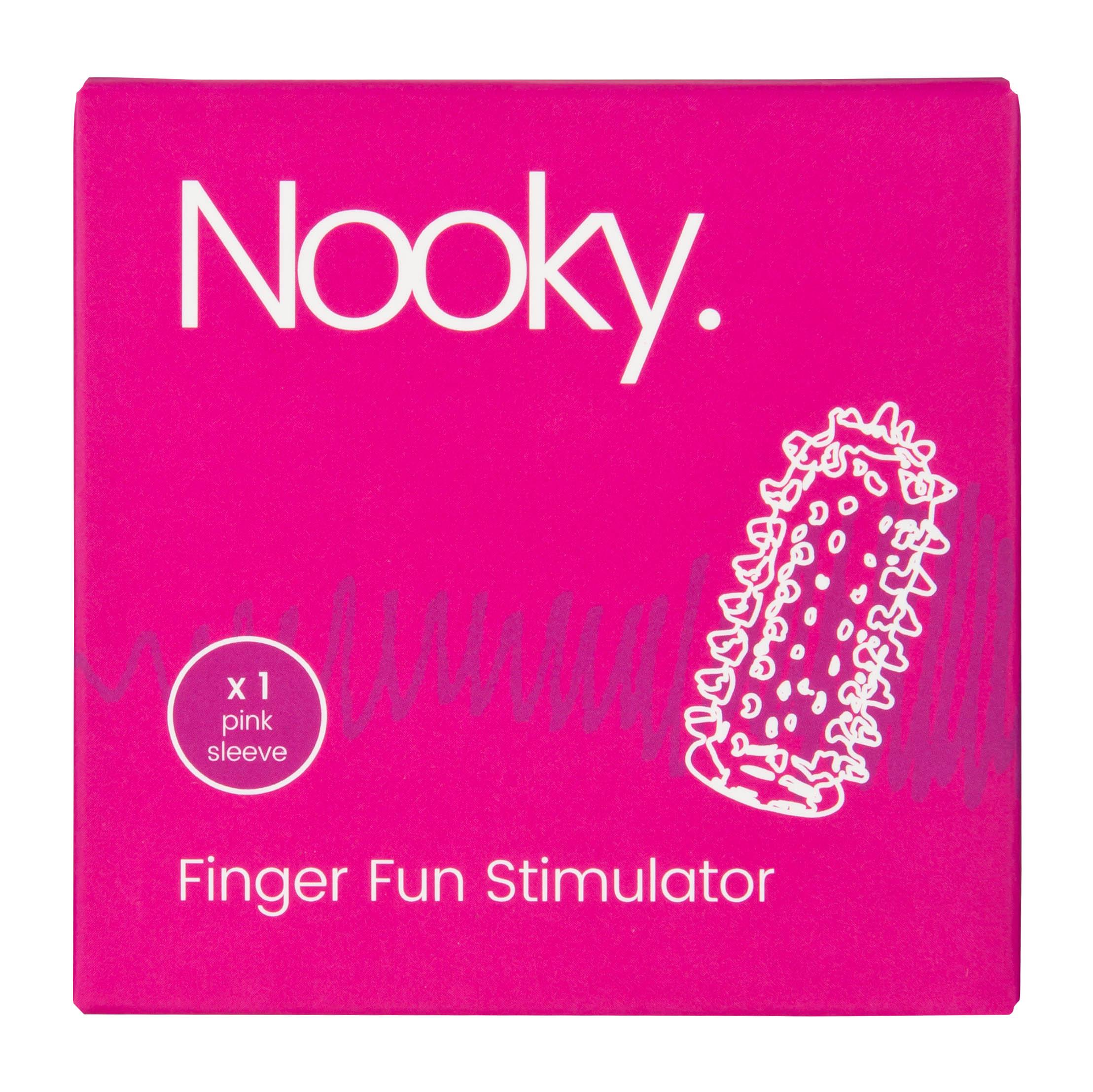 Nooky fun stimulator - 10p instore @ Poundstretcher (Nottingham)