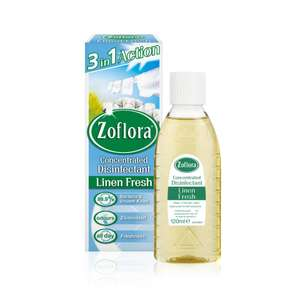 Free 120ml bottle of Zoflora Concentrated Multipurpose Disinfectant at MyMail - redeem CoOp or Sainsbury's