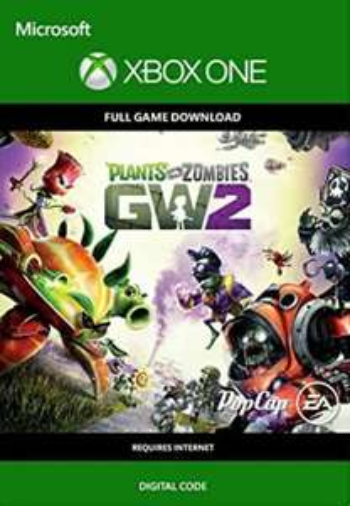 Plants vs Zombies:Warfare 2X (Digital Key) Xbox One/Series X Argentina via VPN £3.17 Using Voucher @ Eneba MagicCodes