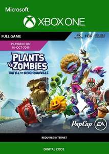 Plants vs. Zombies:Battle for Neighborville (Digital Key) Xbox One/Series X £7.58 Using Voucher @ Eneba /World Wide-KeySale