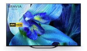 Sony 65 Inch KD65AG8BU Smart 4K OLED Android HDR Freeview TV £1499 at Argos