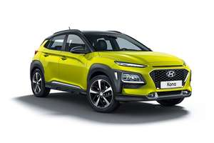 Hyundai KONA SUV Elec 39kWh 100KW 136PS SE Connect - £235.78pm for 2 Years / 5K Miles PA - £5958.72 Total via Britiannia Car Leasing