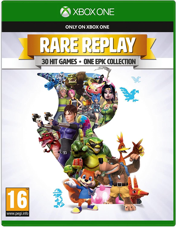 Rare Replay (Xbox One) £4.99 (Free C&C) @ Argos