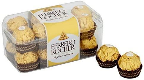 16 Piece Ferrero Rocher 99p (Exp. 13/04/2021) instore @ Farmfoods (Hawick, Scottish Borders)