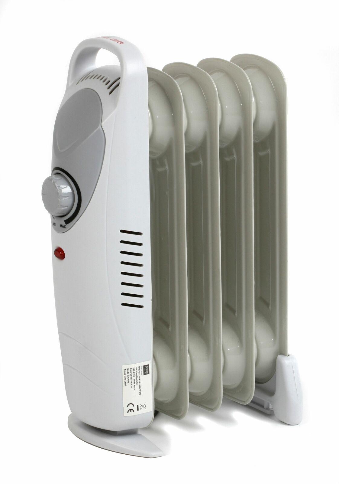 Simple Value 0.45kW Mini Freestanding Oil Filled Radiator - £11.99 Delivered @ Argos eBay