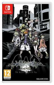 The World Ends With You: Final Remix Nintendo Switch £22.99 @ Argos / eBay