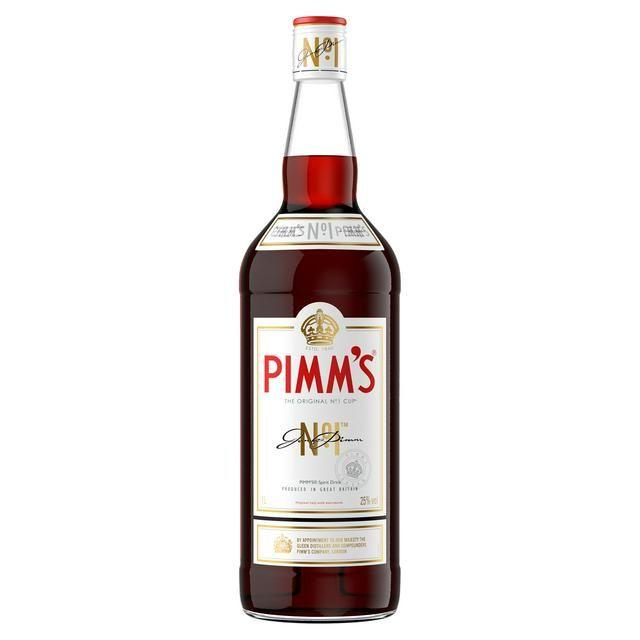Pimm's 1L £12 @ Sainsbury's