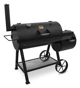 Char-Broil Oklahoma Joe's Highland Smoker, Black Finish £404.99 Or (£444.98 With Cover) Delivered @ Amazon
