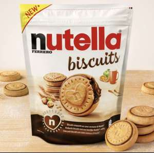 3 x Ferrero Nutella Biscuits Resealable 276g Pouches (Best Before 13/06/21) £9 delivered @ Yankee Bundles