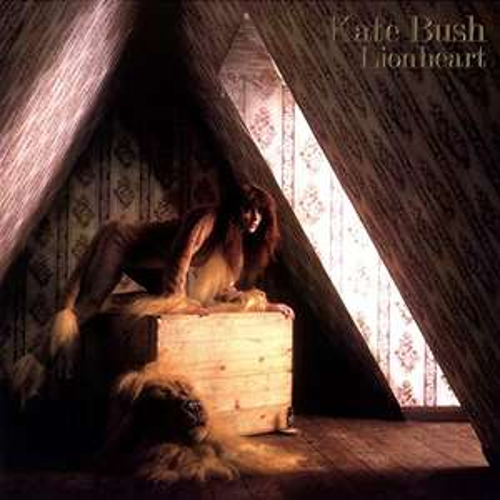 Kate Bush Lionheart (2018 Remaster) [VINYL] / £13.67 + £2.99 NP @ Amazon
