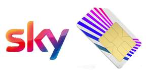 Sky Mobile Sim Only Offer - 10gb data, unlimited texts and minutes, 12 months - £10 per month (£120 total) @ Sky
