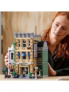 LEGO Creator 10278 Police Station £154.99 with code at John Lewis & Partners