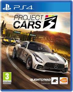 Project Cars 3 £14.99 (Xbox/Playstation) store collection @ Smyths