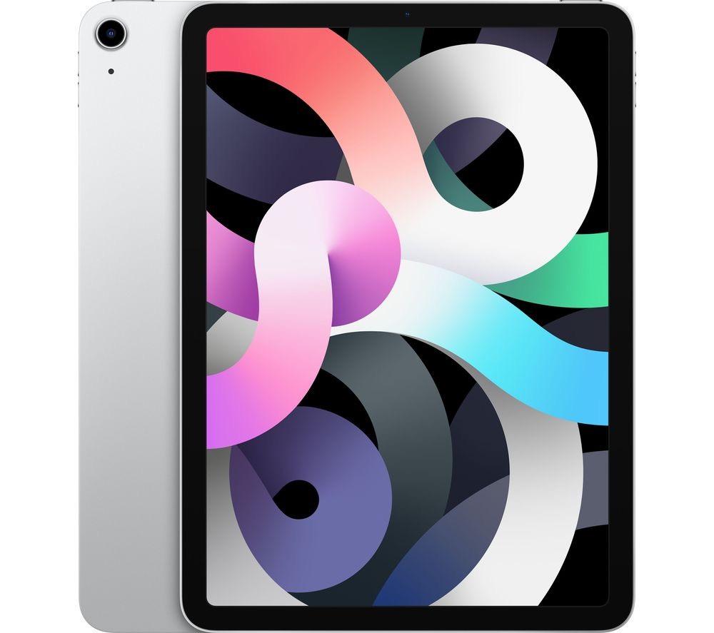 "Apple iPad Air 10.9"" (2020) - 64GB / Silver - £529.97 @ Currys PC World"