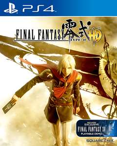 Final Fantasy Type-0 (PS4 / Xbox One) £8.99 Delivered @ Square Enix