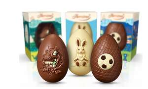 Easter Sale e.g Milk Chocolate Dinosaur Easter Egg £2.50 + £3.95 delivery (+ 20% Discount Code) @ Thorntons