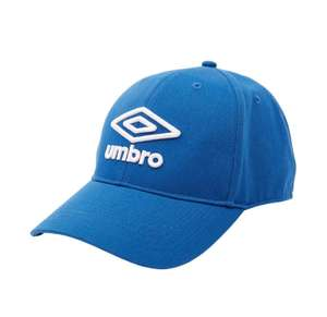 Free Umbro cap worth £12 using code with newsletter sign up (with first orders) @ Umbro
