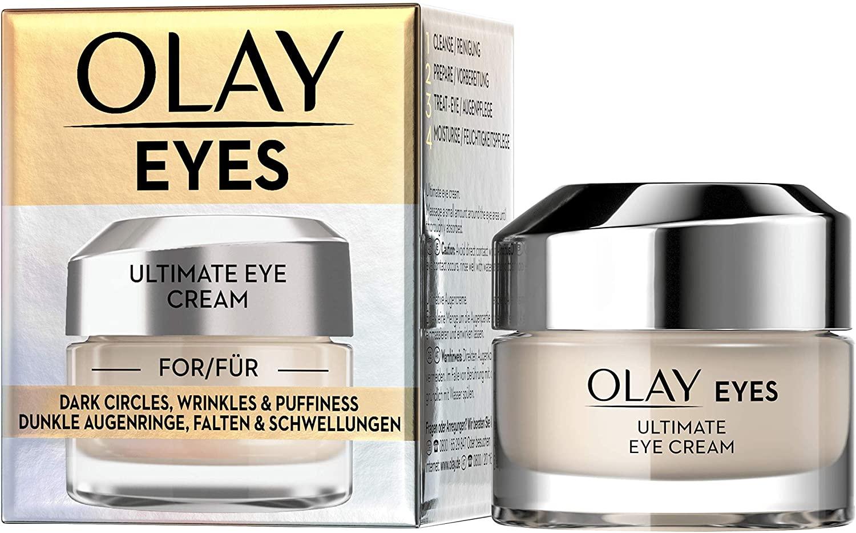 Olay Eyes Ultimate Eye Cream with Niacinamide, 15ml £10 (+£4.49 Non Prime) @ Amazon