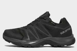 Salomon Men's Warra Gore-Tex® Shoes (Limited Sizes) £60 - Free click and collect (Members only or £5 to join) @ Go Outdoors