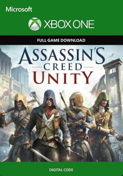 [Xbox One] Assassin's Creed Unity - 59p @ CDKeys