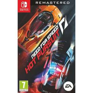 Need For Speed Hot Pursuit Remastered Nintendo Switch £17.09 with code @ 365games