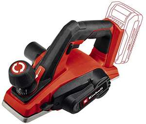 Einhell Cordless Planer TE-PL 18/82 Li - Solo Power X-Change - £76.08 delivered at Amazon