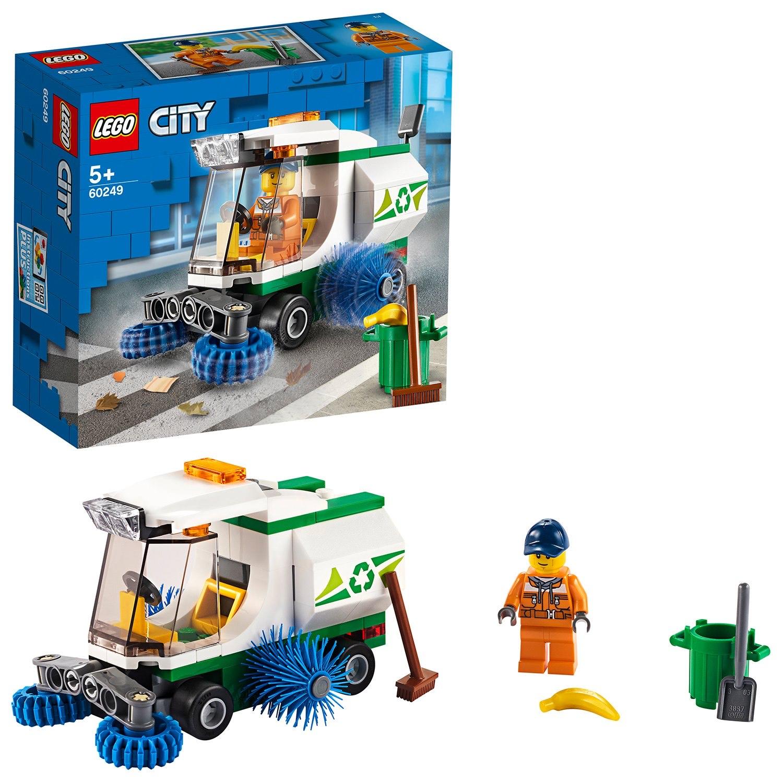 Lego City Street Sweeper £4.50 instore @ Tesco Gateshead