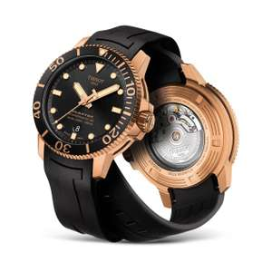 Automatic Dive Style Watch - Tissot Seastar 1000 - £445 delivered using code @ Ernest Jones