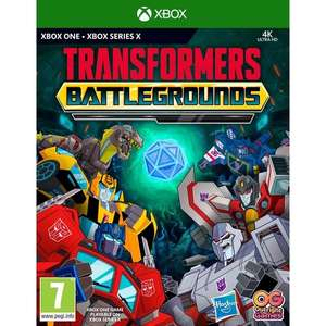 Transformers Battlegrounds Xbox One £14.54 delivered @365games