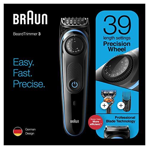 Braun Beard Trimmer 3 BT3240 £16.70 (+£4.49 Non Prime) at Amazon