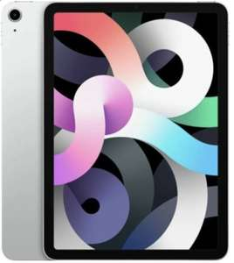 "Opened APPLE 10.9"" iPad Air (2020) - 64 GB, Silver - £437.23 @ eBay / Currys PC World"