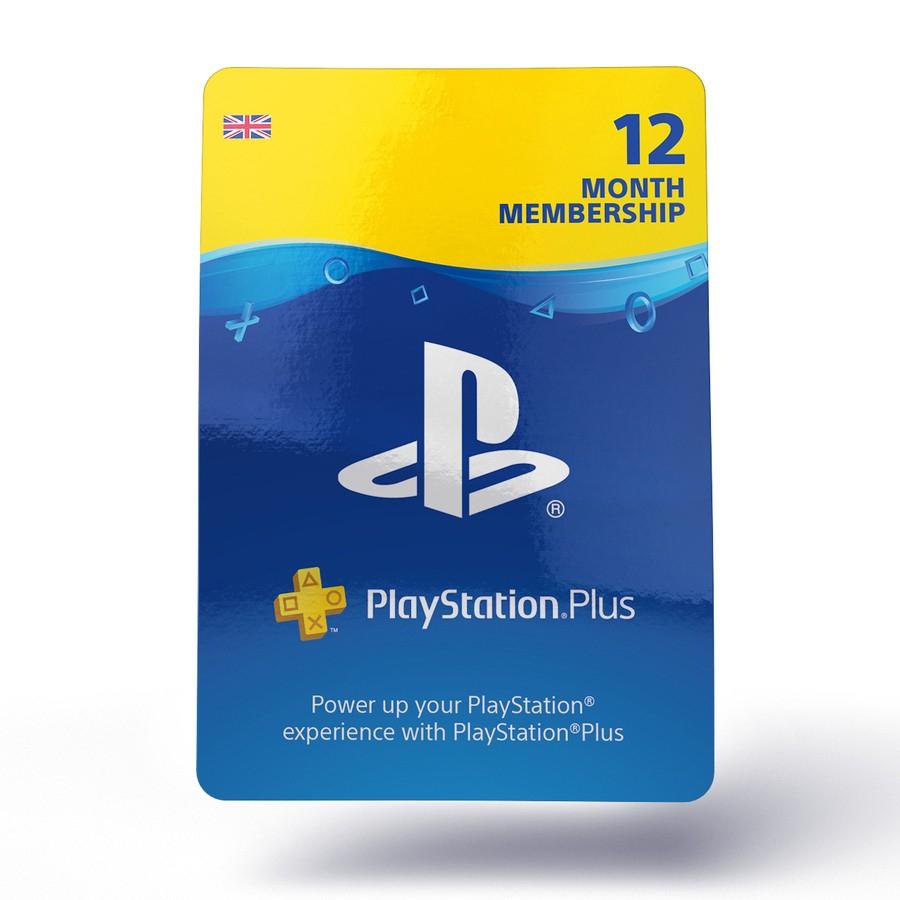 PlayStation Plus 12 Month Sub (UK) - £39.85 @ ShopTo