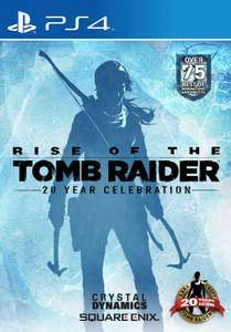 Rise of the Tomb Raider 20 Year Celebration (PS4) - £8.99 @ Square Enix Store