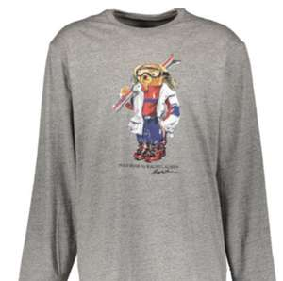 Ralph Lauren long sleeve T-shirt - £15 (+£3.99 Delivery) @ TK Maxx