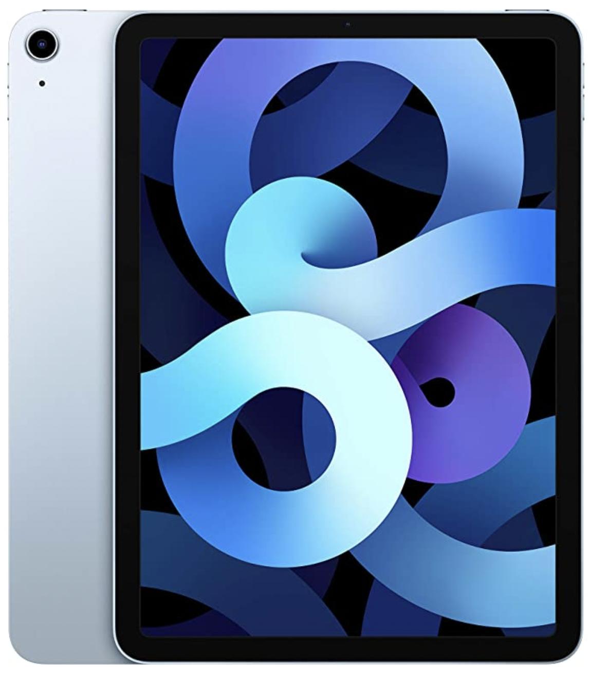 iPad Air 4th generation, 256gb model in blue (not 64gb) - £649.97 @ Amazon