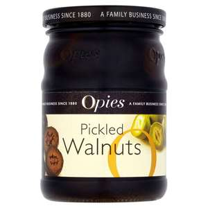 Opies Pickled Walnuts, 30p instore at Asda, Milton (Dundee)