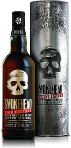 Smokehead High Voltage Islay Single Malt Scotch Whisky 70 cl - £38.70 @ Amazon