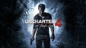 (PS4 Digital) Resident Evil 7 Biohazard/ Uncharted 4: A Thief's End Digital Edition £7.99 each @ PlayStation Network