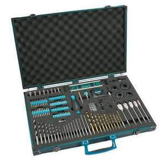 MAKITA P-90277 120PC PRO XL ACCESSORY SET (120 PIECE) - £46.80 C&C @ Anglia Tool Centre
