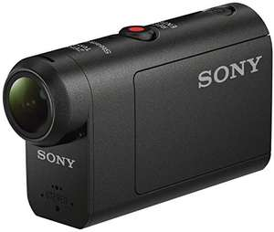 Sony HDR-AS50 Action Camera with 60 m Waterproof Housing, 3x Zoom, SteadyShot and Wi-Fi - Black - £119 @ Amazon