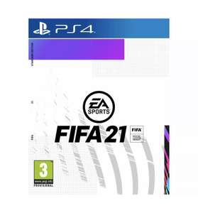 FIFA 21 - PlayStation, Xbox, Nintendo Switch (Legacy Edition). £17.99 delivered at Currys Ebay / Currys