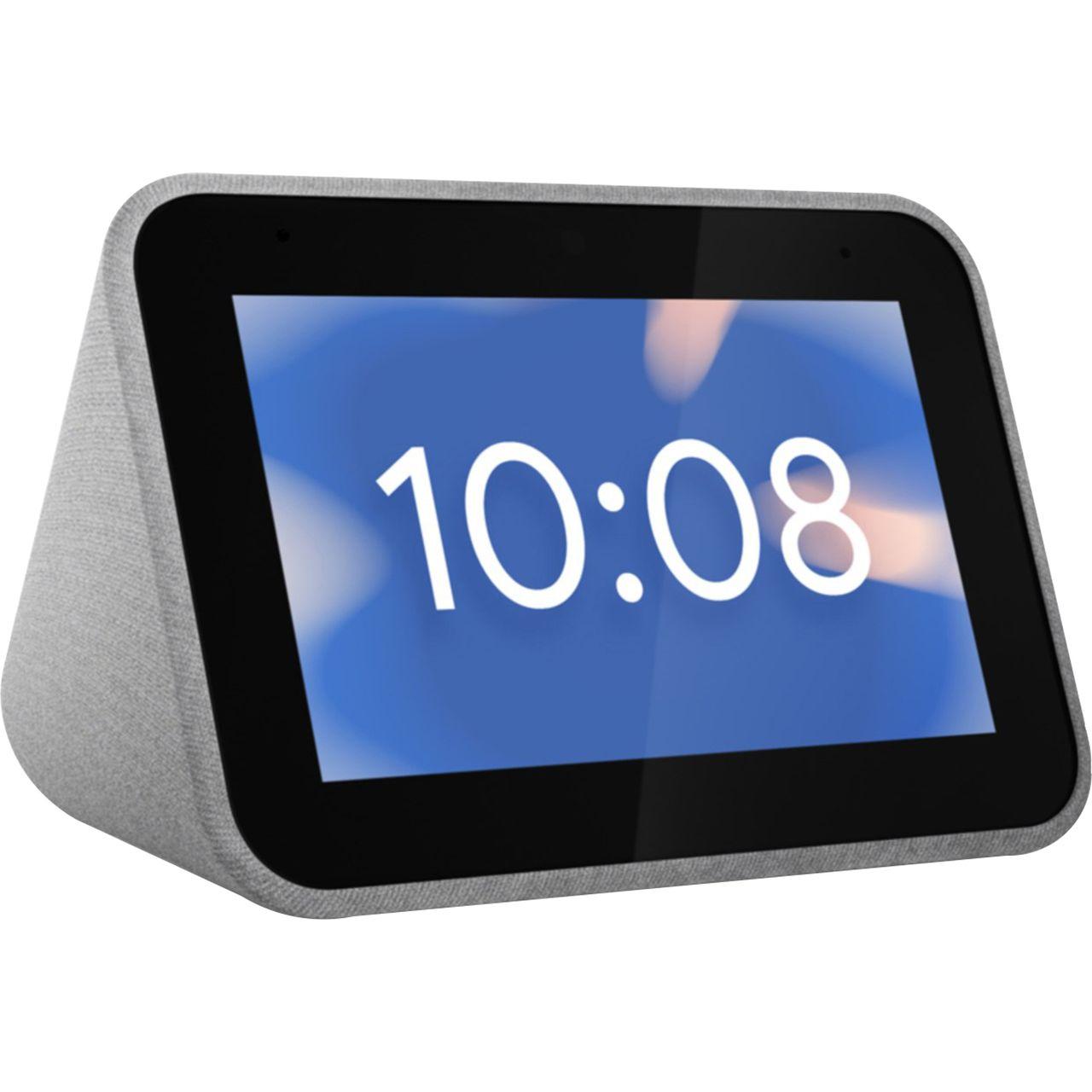 "Lenovo Smart Clock with Google Assistant - 4"" Screen - Grey / Black - £34 delivered @ AO (UK Mainland)"