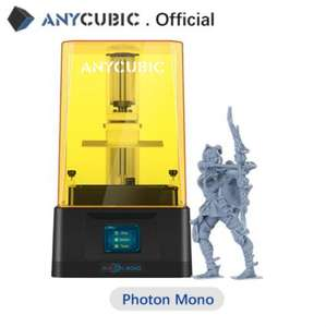ANYCUBIC Photon Mono 3D Resin Printer £157.43 Delivered using code (UK Shipping) @ AliExpress / ANYCUBIC Official Store