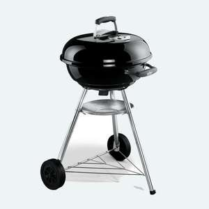 Weber Compact Kettle 47cm Charcoal Grill - £54.97 with discount card / £58.92 delivered @ Go Outdoors