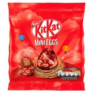 Kit Kat Milk Chocolate Filled Mini Eggs Pouch 81g - £1 @ Iceland