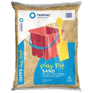 Kids Playsand 15kg Bag £2.50 with Free Click and collect from Smyths Toys