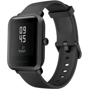 Amazfit Bip S lite for £38.05 or Bip S for £47.67 delivered @ AliExpress / amazfit Official Store